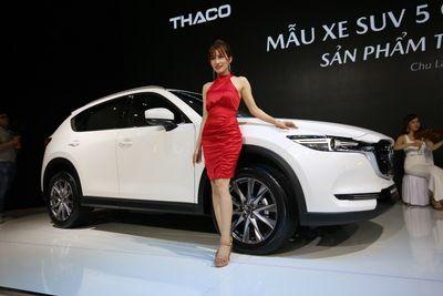 Thaco giới thiệu mẫu SUV 5 chỗ Mazda CX-5 mới  - ảnh 1