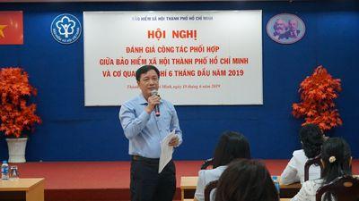 TP. Hồ Chí Minh: Số người tham gia BHXH, BHYT tăng 5,49%  - ảnh 1