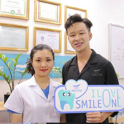 """Nam Vương VNU Vũ Trọng Lâm Trường: """"Hàm răng trắng sáng là yếu tố quan trọng dẫn tới thành công""""  - ảnh 1"""