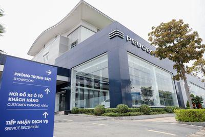 Hệ thống showroom Peugeot chuẩn 3S toàn cầu tại Việt Nam  - ảnh 1