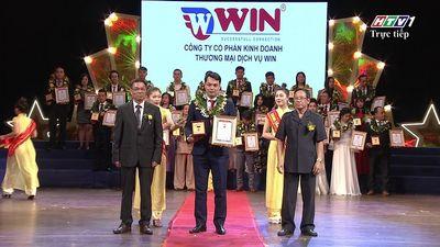 Top 100 giải thưởng Sao Vàng Đất Việt gọi tên Win Company  - ảnh 1