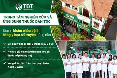 Trung tâm Thuốc dân tộc được Bộ Y tế đánh giá cao về mô hình khám chữa bệnh YHCT  - ảnh 1
