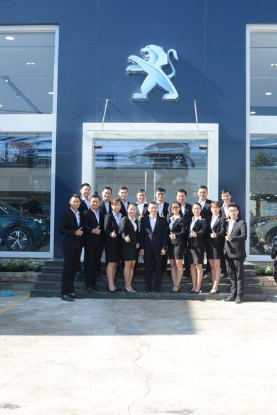 Showroom Peugeot Nha Trang đi vào hoạt động - ảnh 1