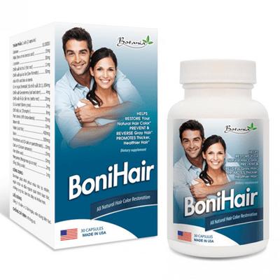 BoniHair – Bí quyết làm đen tóc bạc, cho ngày tết rạng ngời - ảnh 1