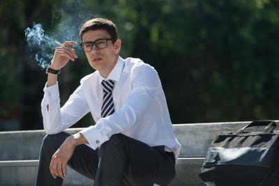 Bỏ thuốc lá không khó vì đã có Boni-Smok! - ảnh 1