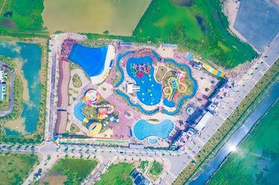 Công viên nước Thanh Hà: Giọt nước mắt của người con gái đẹp  - ảnh 1