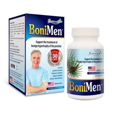 BoniMen – Bí mật giúp tiền liệt tuyến phì đại trở về bình thường  - ảnh 1