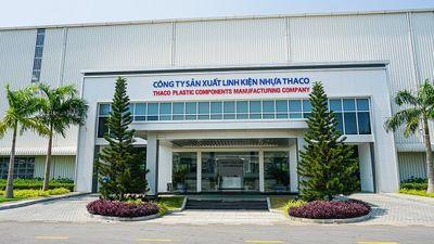 Thaco tham gia chuỗi cung ứng linh kiện nhựa toàn cầu  - ảnh 1