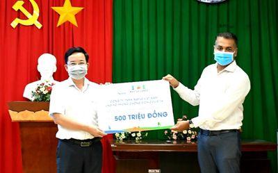 Nestlé Việt Nam hỗ trợ 12 tỷ đồng chống dịch Covid-19  - ảnh 1