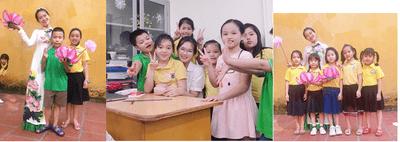 Cô giáo trẻ, tài năng và tâm huyết với nghề  - ảnh 1