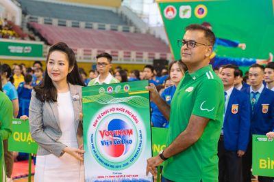 Khai mạc Giải Hội Khỏe Phù Đổng Môn Vovinam Việt Võ Đạo – Cúp Nestlé MILO lần III  - ảnh 1