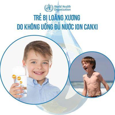 WHO cảnh báo việc dùng nước tinh khiết lâu dài với trẻ nhỏ - ảnh 1