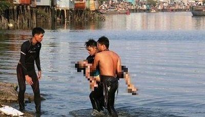 Thái Bình: Rủ nhau ra cầu chơi sau buổi lao động, 2 nữ sinh lớp 7 đuối nước tử vong thương tâm - ảnh 1