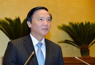 Chủ nhiệm Ủy ban Pháp luật Nguyễn Khắc Định được phân công làm Bí thư Tỉnh ủy Khánh Hòa - ảnh 1