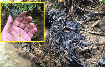 Vụ nước sạch Sông Đà bị nhiễm dầu: Công an Hoà Bình, Hà Nội vào cuộc điều tra - ảnh 1