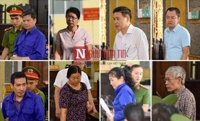 Xét xử vụ gian lận thi cử ở Sơn La: Cựu Giám đốc sở GD&ĐT Hoàng Tiến Đức tiếp tục vắng mặt - ảnh 1
