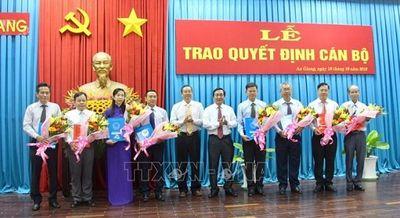 Kỷ luật cảnh cáo Giám đốc sở Tài nguyên& Môi trường tỉnh An Giang - ảnh 1