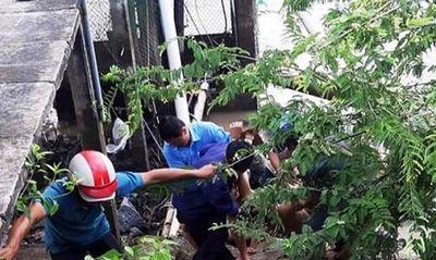 Xác định nguyên nhân khiến 5 công nhân thương vong trong lúc sửa máy bơm ở Bến Tre - ảnh 1
