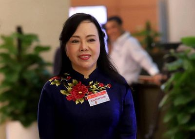Bộ trưởng Nguyễn Thị Kim Tiến: Nhiều vấn đề về dược đang được giải quyết khiến tôi bị thị phi - ảnh 1
