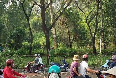TP. HCM: Đi hái rau dại, tá hỏa phát hiện người đàn ông tử vong trong tư thế treo cổ giữa rừng ươm - ảnh 1