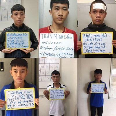 """Tây Ninh: Nhóm thiếu niên """"hỗn chiến"""", một học sinh bị chém trọng thương - ảnh 1"""