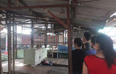 Đồng Nai: Cả chợ nháo nhào phát hiện người đàn ông treo cổ tự tử - ảnh 1