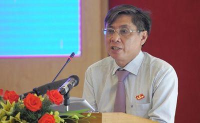 Công bố quyết định kỷ luật của Ban Bí thư với lãnh đạo tỉnh Khánh Hòa - ảnh 1