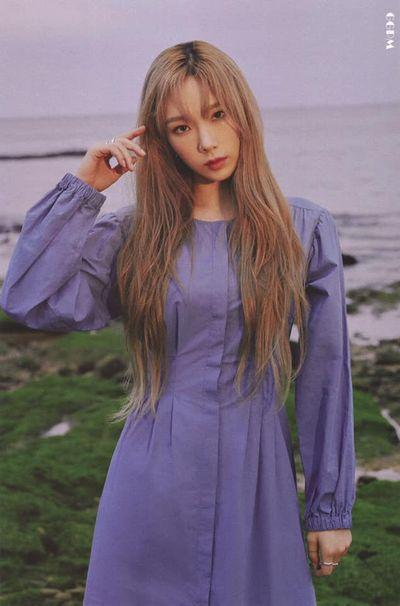 """Comeback cực chất cùng """"Spark"""", Taeyeon khiến fan """"đứng ngồi không yên"""" bởi nhan sắc đỉnh cao - ảnh 1"""