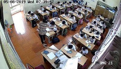 Thông tin chính thức vụ cô giáo đánh tới tấp vào đầu học sinh lớp 2 ở Hải Phòng - ảnh 1