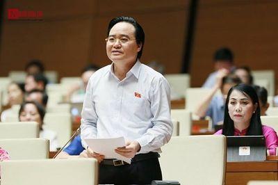 ĐBQH Thái Trường Giang: Bộ trưởng Giáo dục phải có thái độ dứt khoát hơn, không chung chung  - ảnh 1