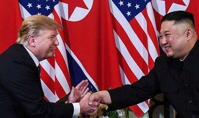 Tổng thống Trump vẫn tin sẽ đạt được thỏa thuận hạt nhân với Triều Tiên - ảnh 1