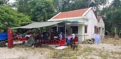 Vụ 3 cha con bị truy sát thương vong ở Quảng Nam: Bắt giữ nghi can gây án - ảnh 1