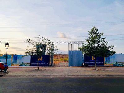 """Thêm dự án của Hưng Lộc Phát tại Mũi Né bị """"tuýt còi"""" - ảnh 1"""