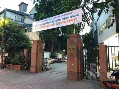 Xôn xao thông tin 2 cán bộ đoàn thanh tra Bộ Xây dựng dính nghi vấn vòi tiền ở Vĩnh Phúc không phải là công chức - ảnh 1