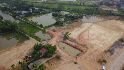 Bộ Xây dựng cử đoàn thanh tra mới về Vĩnh Phúc: Huyện Vĩnh Tường lo không còn hồ sơ để cung cấp - ảnh 1