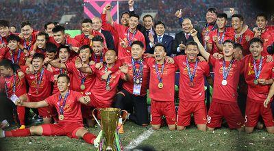 Tin tức thể thao mới nóng nhất hôm nay 30/6/2019:ĐT Việt Nam đạt vị trí cao lịch sử trên BXH FIFA - ảnh 1
