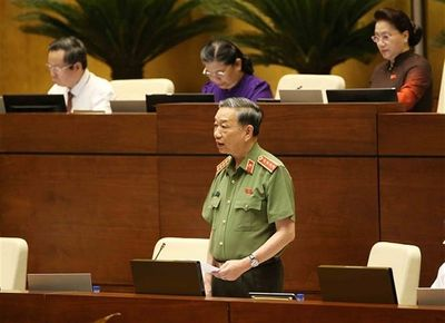 Bộ trưởng Tô Lâm: Giá ma túy chưa tăng, chứng tỏ nguồn cung vẫn lớn - ảnh 1