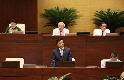 Tin tức thời sự mới nóng nhất hôm nay 7/6/2019: ĐBQH bày tỏ ý kiến về việc ông Đoàn Ngọc Hải xin từ chức - ảnh 1