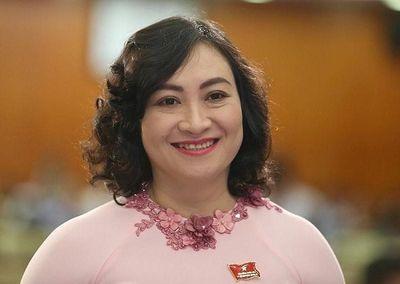 Bà Phan Thị Thắng được bầu làm Phó chủ tịch HĐND TP. HCM - ảnh 1