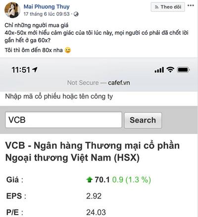 Hoa hậu Mai Phương Thuý đang đầu tư vào những công ty nào? - ảnh 1