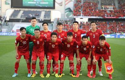 Đội tuyển Việt Nam nộp AFC danh sách sơ bộ vòng loại World Cup trước ngày 18/8 - ảnh 1
