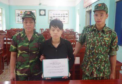 Giải cứu bé trai 7 ngày tuổi bị mẹ mìn mang sang Trung Quốc bán lấy 15 triệu đồng tiền công - ảnh 1