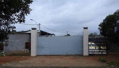 Hiện trường vụ công an triệt phá xưởng sản xuất ma túy cực lớn tại Kon Tum, thu 13 tấn tiền chất - ảnh 1