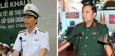 Thủ tướng bổ nhiệm 2 Phó Tổng Tham mưu trưởng Quân đội Việt Nam - ảnh 1