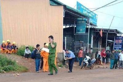 Đắk Nông: Trích xuất camera, truy tìm xe tải làm đứt cáp khiến 2 học sinh bị điện giật tử vong - ảnh 1