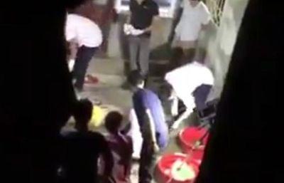 Nam Định: Điều tra nghi án chồng ngáo đá đánh vợ tử vong - ảnh 1