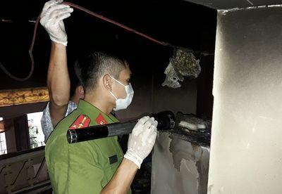 Nam Định: Hỏa hoạn kinh hoàng lúc sáng sớm, 1 người tử vong - ảnh 1