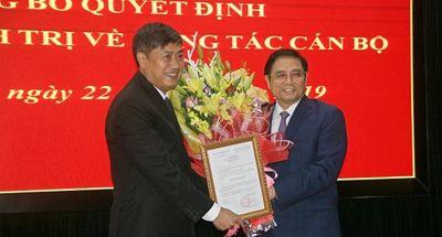 Ông Nguyễn Hữu Đông giữ chức Bí thư tỉnh ủy Sơn La - ảnh 1