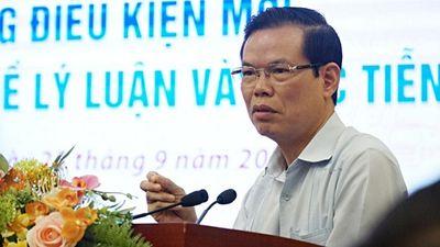 """Ông Triệu Tài Vinh: """"Tôi chỉ được bồi dưỡng 4 ngày làm ủy viên T.Ư Đảng, rất ít"""" - ảnh 1"""