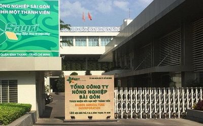 TP.HCM: Kỷ luật 6 cán bộ, lãnh đạo Tổng Công ty Nông nghiệp Sài Gòn SAGRI - ảnh 1